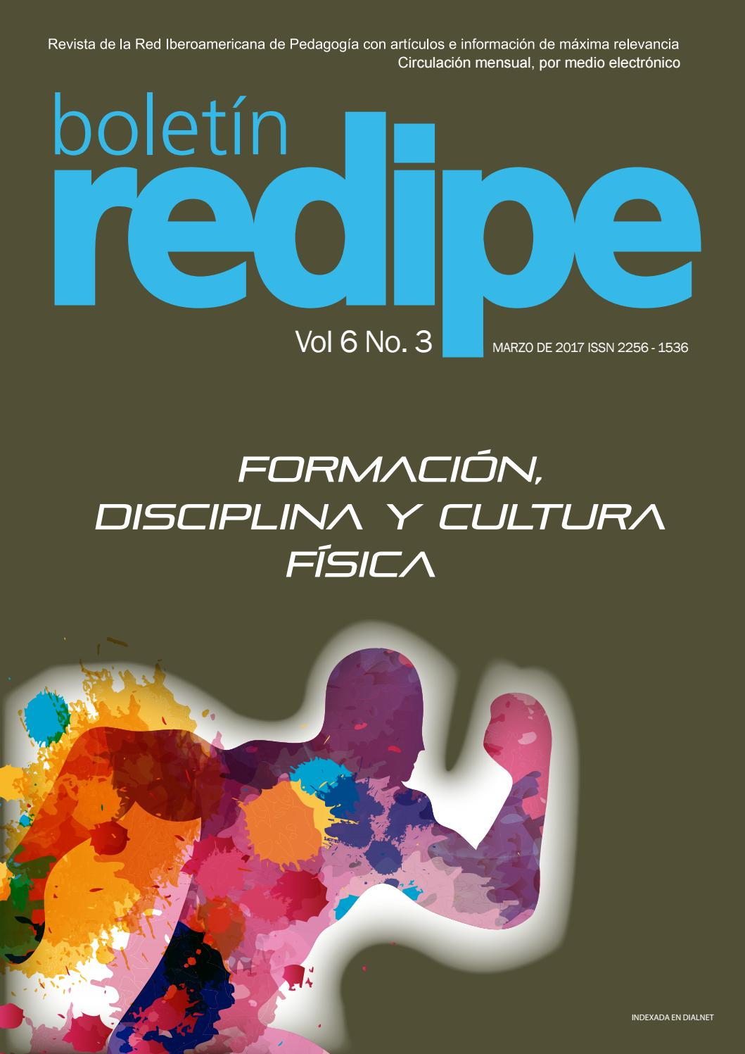 Boletin Redipe Vol6 Ed3 By Redipe Issuu