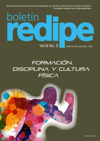 ad5959616ffe5 Boletin Redipe Vol6 Ed3 by REDIPE - issuu