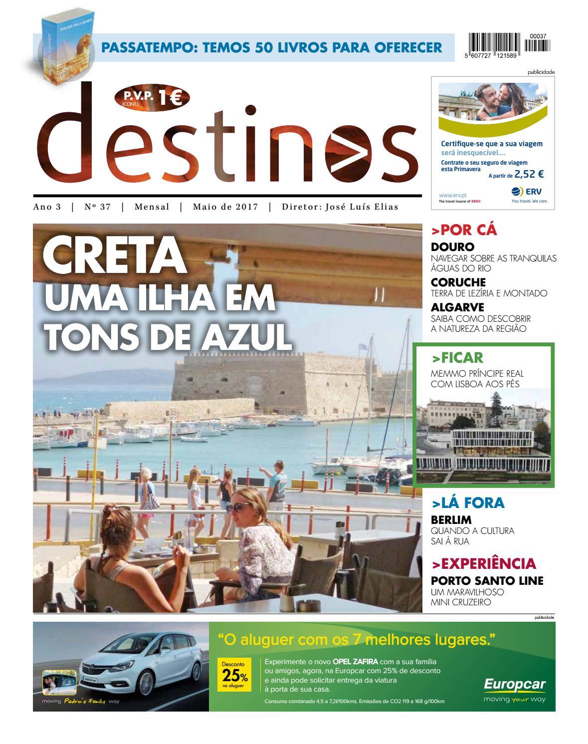Jornal destinos de maio 2017 by destinosdigital - Issuu cfd69049d5a