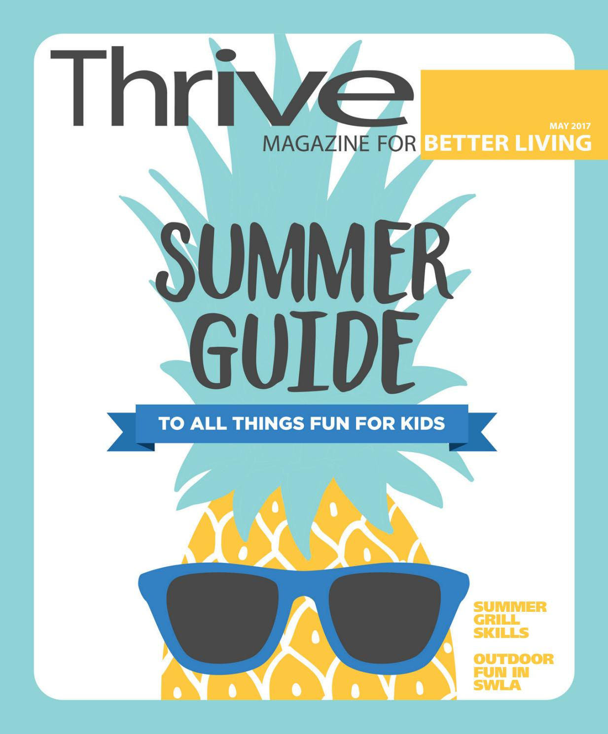 Thrive May 2017 Issue by Thrive Magazine - issuu