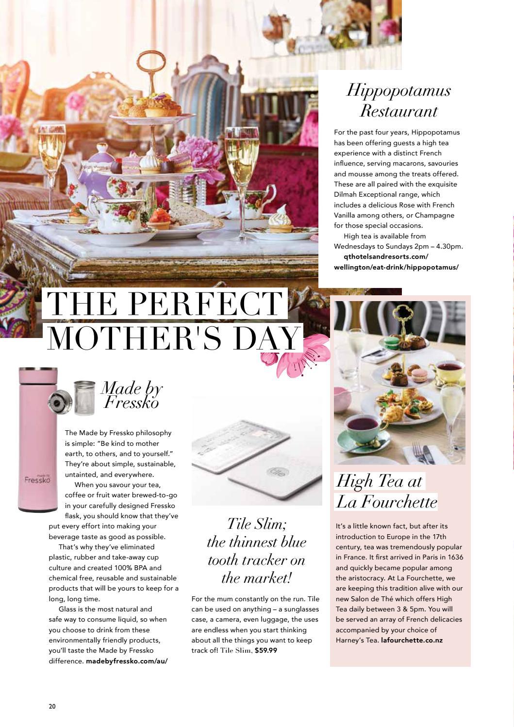 Eye Magazine Issue 73 2017 By Multi Media Magazines Issuu Dilmah Rose With French Vanilla