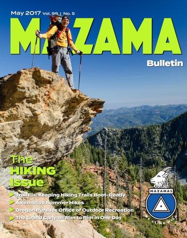 Mazama Magazine May 2017 By Mazamas   Issuu