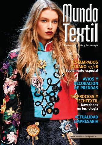 2e9f247364 Mundo Textil 65 by Andrea Lippi - issuu