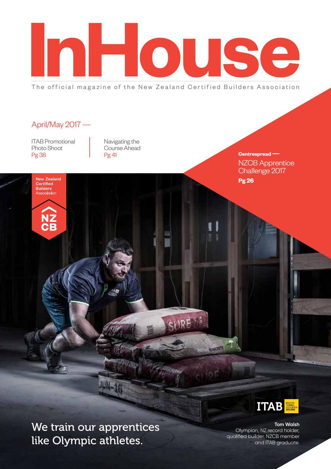 NZCB InHouse Magazine April May 2017