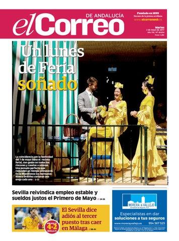e36cba5704a0b 02 05 2017 El Ccorreo de Andalucía by EL CORREO DE ANDALUCÍA S.L. ...