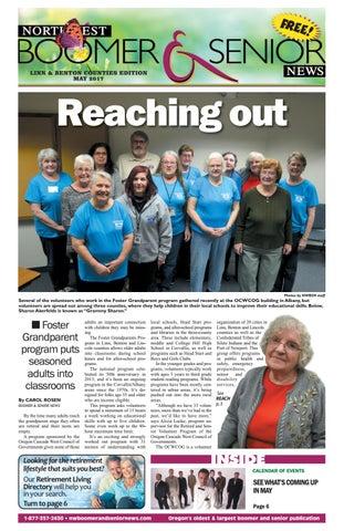 Northwest Boomer and Senior News Linn Benton Edition September ...