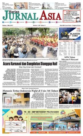 Harian Jurnal Asia Edisi Selasa f61929c577