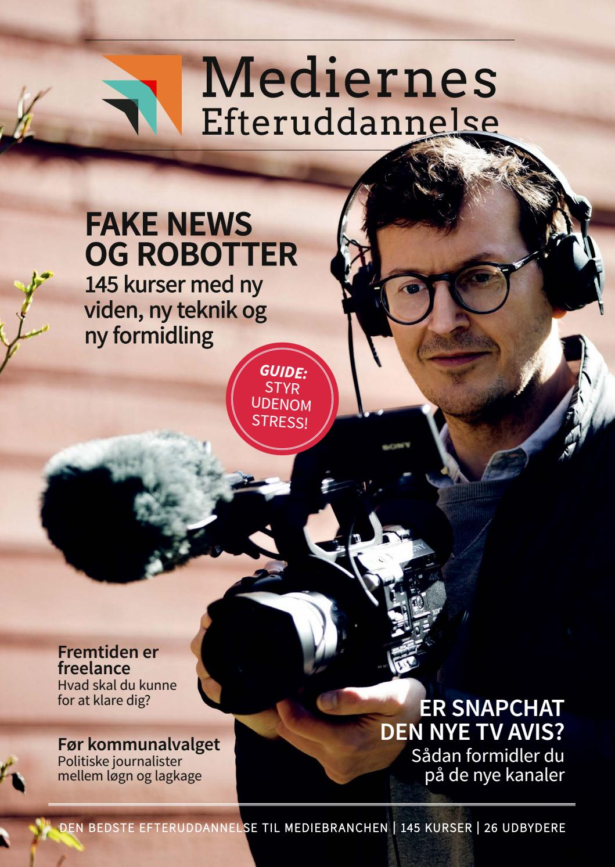 Mediernes Efteruddannelse Efterår 2017 by mediernesefteruddannelse - Issuu
