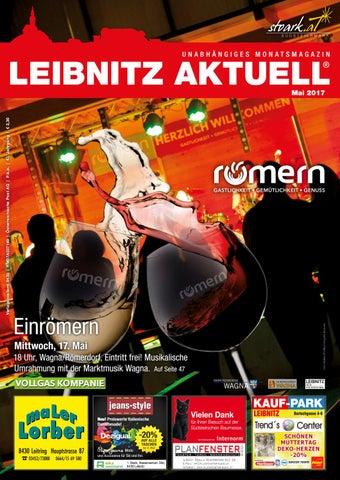 Mai 2017 LEIBNITZ AKTUELL By Leibnitz Aktuell   Issuu