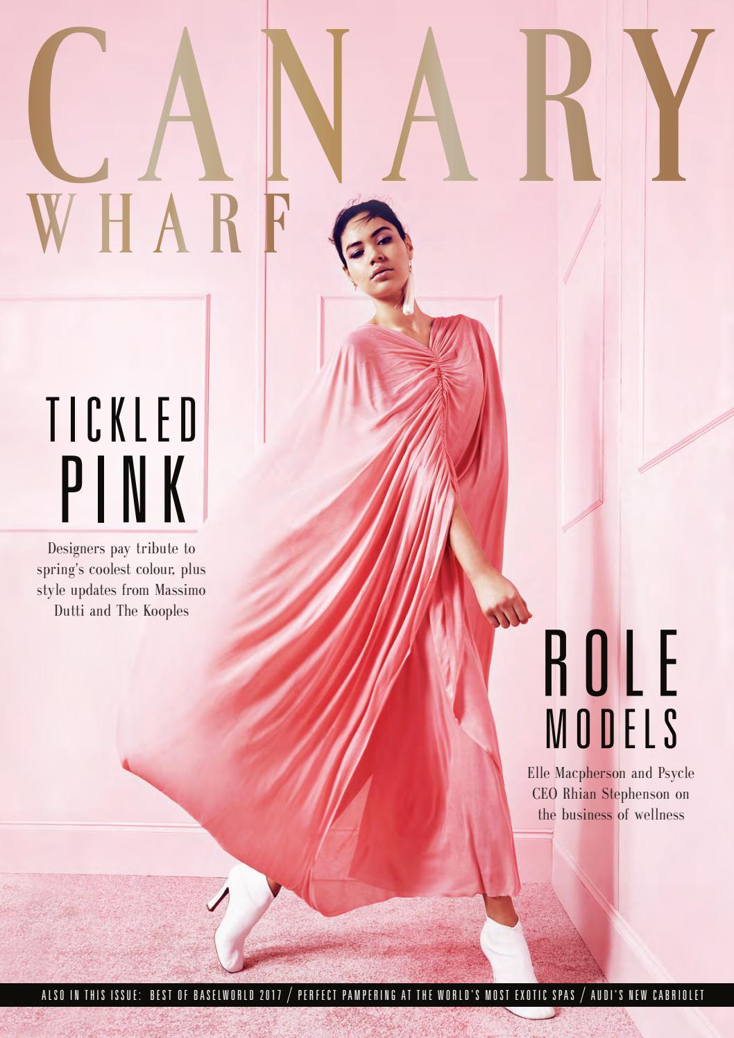 d9bfc199a36f Canary Wharf Magazine October 2016 by Runwild Media Group - issuu