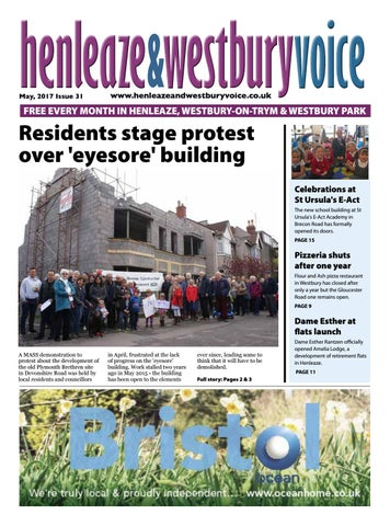 Henleaze&Westbury Voice November2016 by Emma Cooper issuu