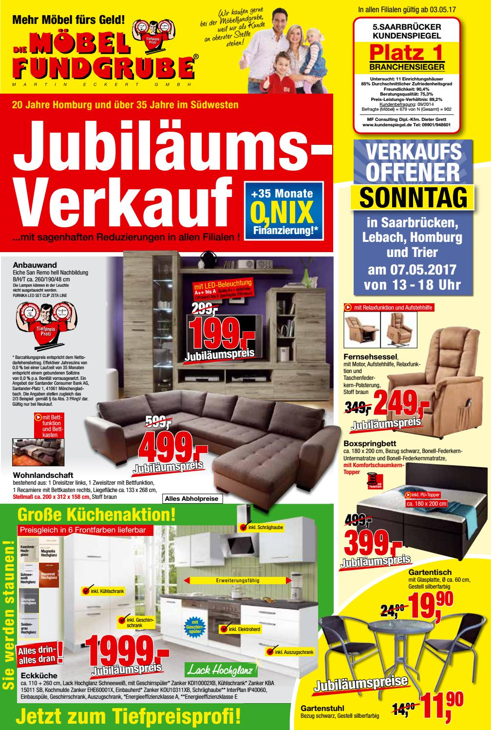 m bel fundgrube prospekt kw 18 by die m belfundgrube martin eckert gmbh issuu. Black Bedroom Furniture Sets. Home Design Ideas