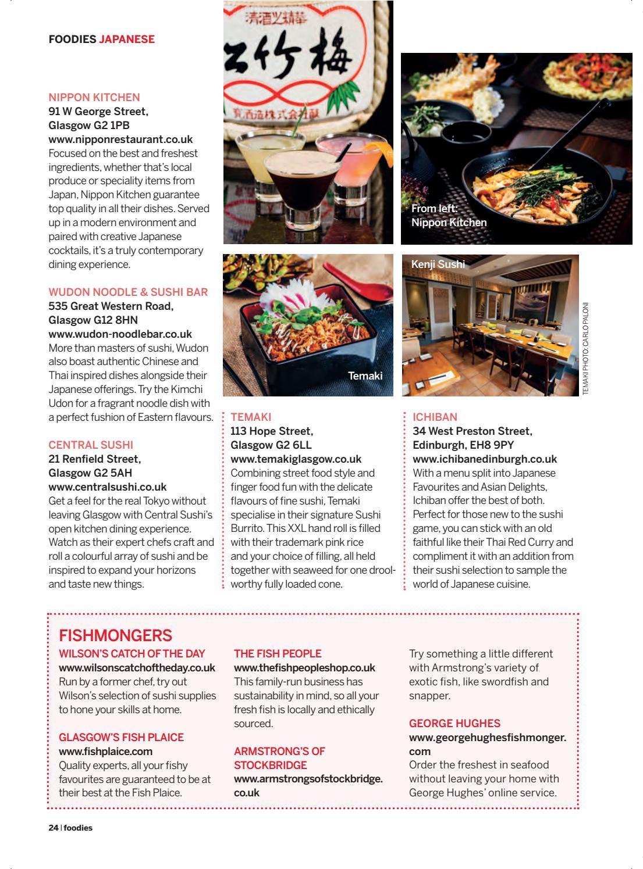 Foodies Magazine May 2017 by Media Company Publications Ltd - issuu