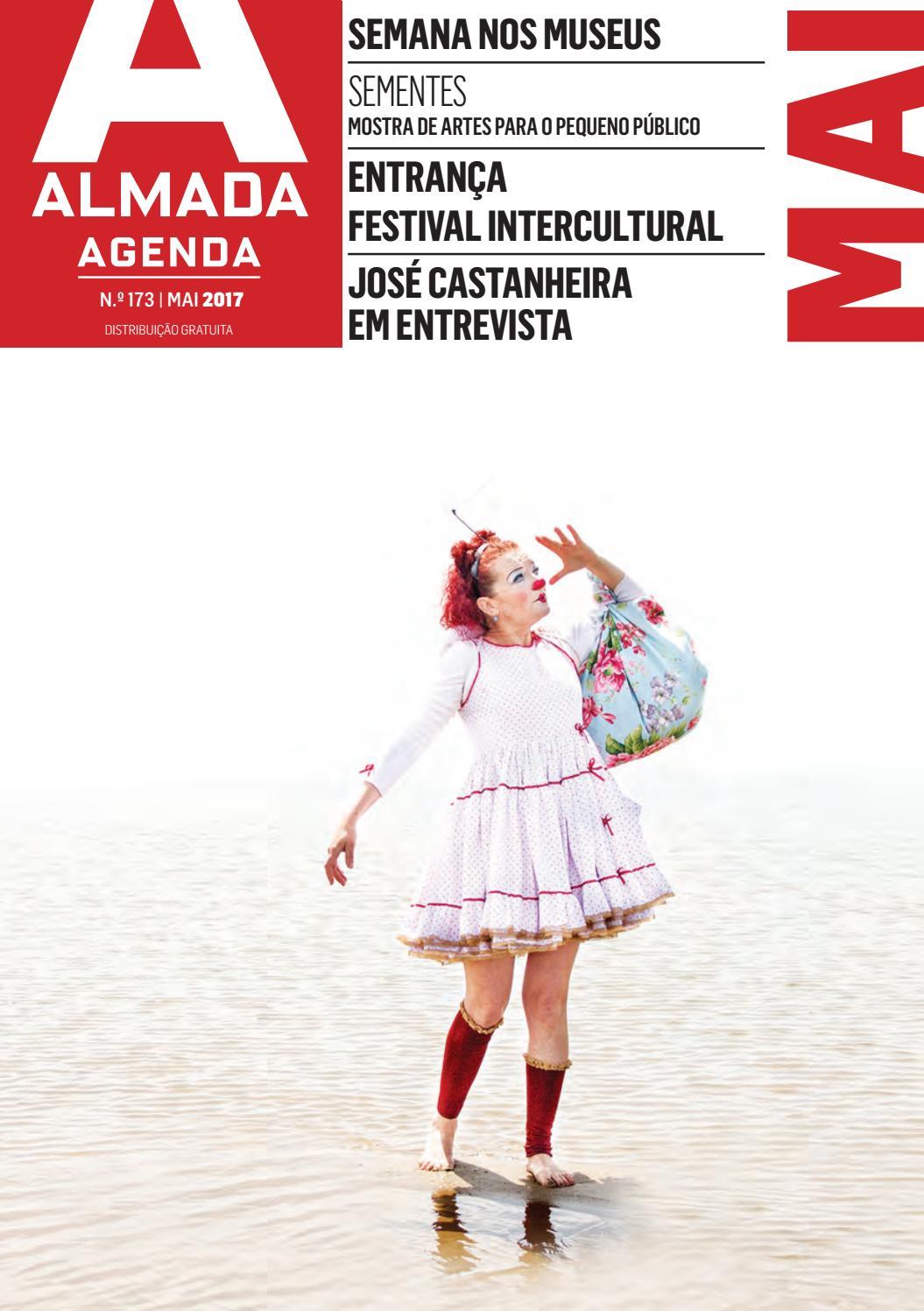 f26759e144 Agenda Almada N.º 173 - maio 2017 by Câmara Municipal de Almada - issuu
