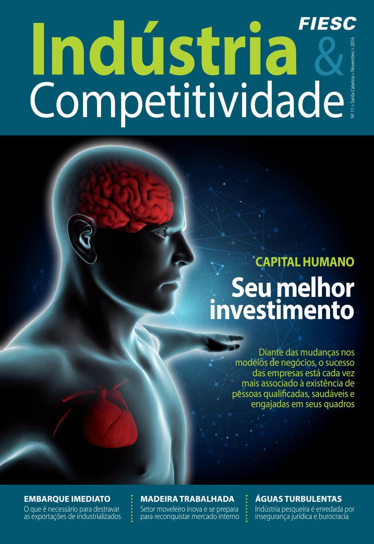 821e8a7652ce6 Revista Indústria e Competitividade - FIESC 11° Edição by FIESC Publicações  - issuu