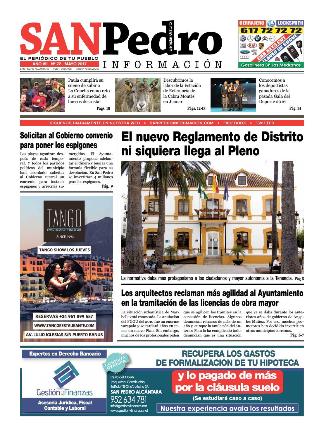 SPI MAYO 2017 by San Pedro Informacion - issuu