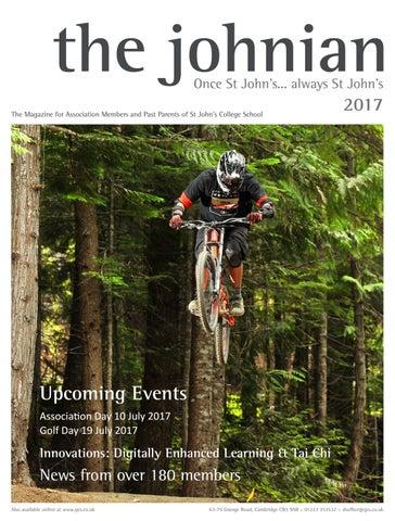 4c7f7aad7 The Johnian 2017 by St John s College School - issuu