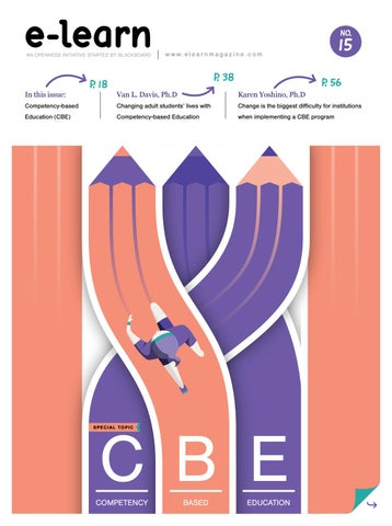 E-Learn Magazine issue 15: Competency-based Education