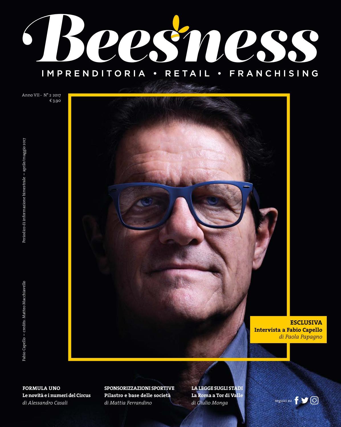 Beesness - Fabio Capello by Beesness - issuu 9244e495d63