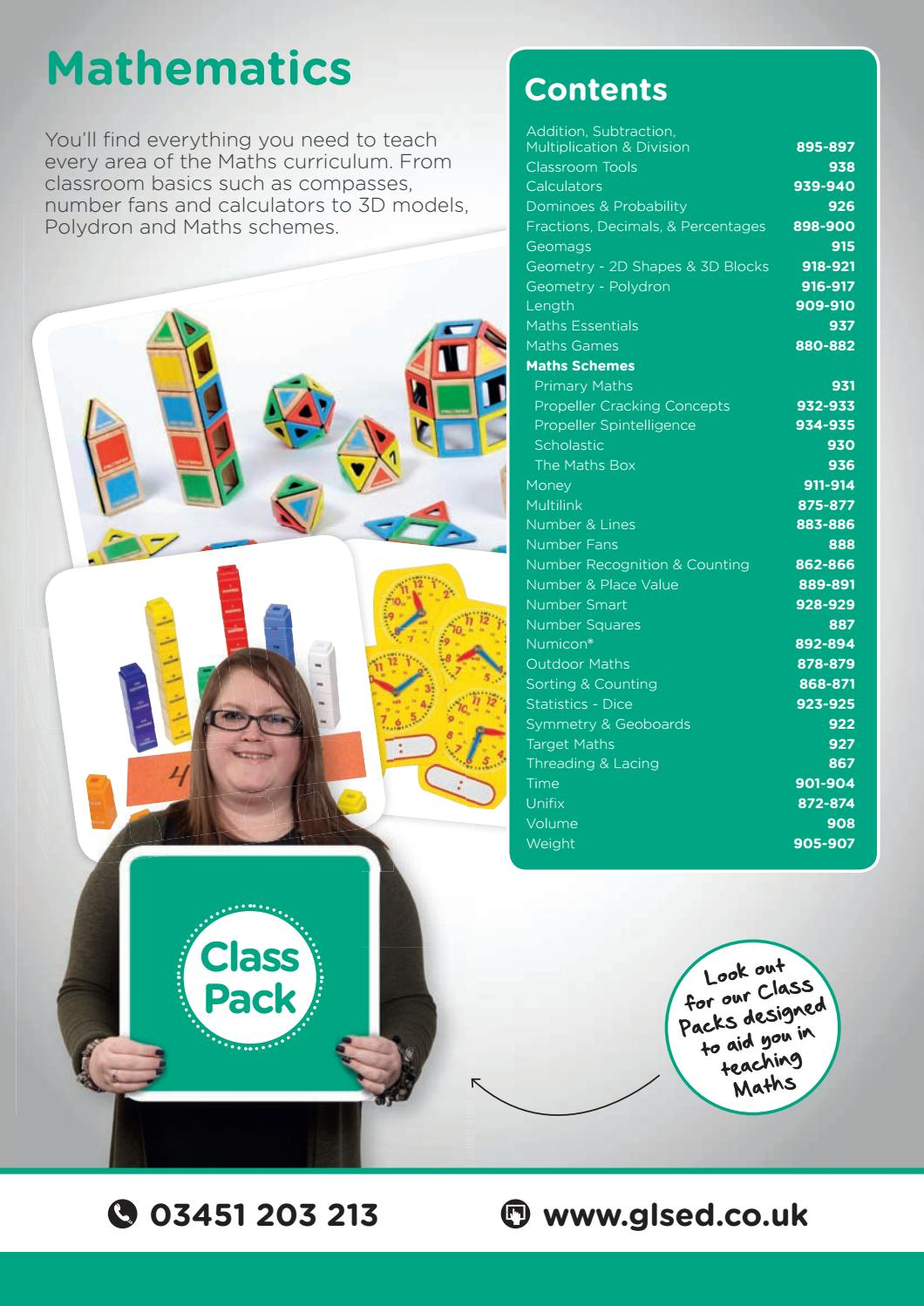 GLS Curriculum Sections 2017 by Findel Ltd - issuu
