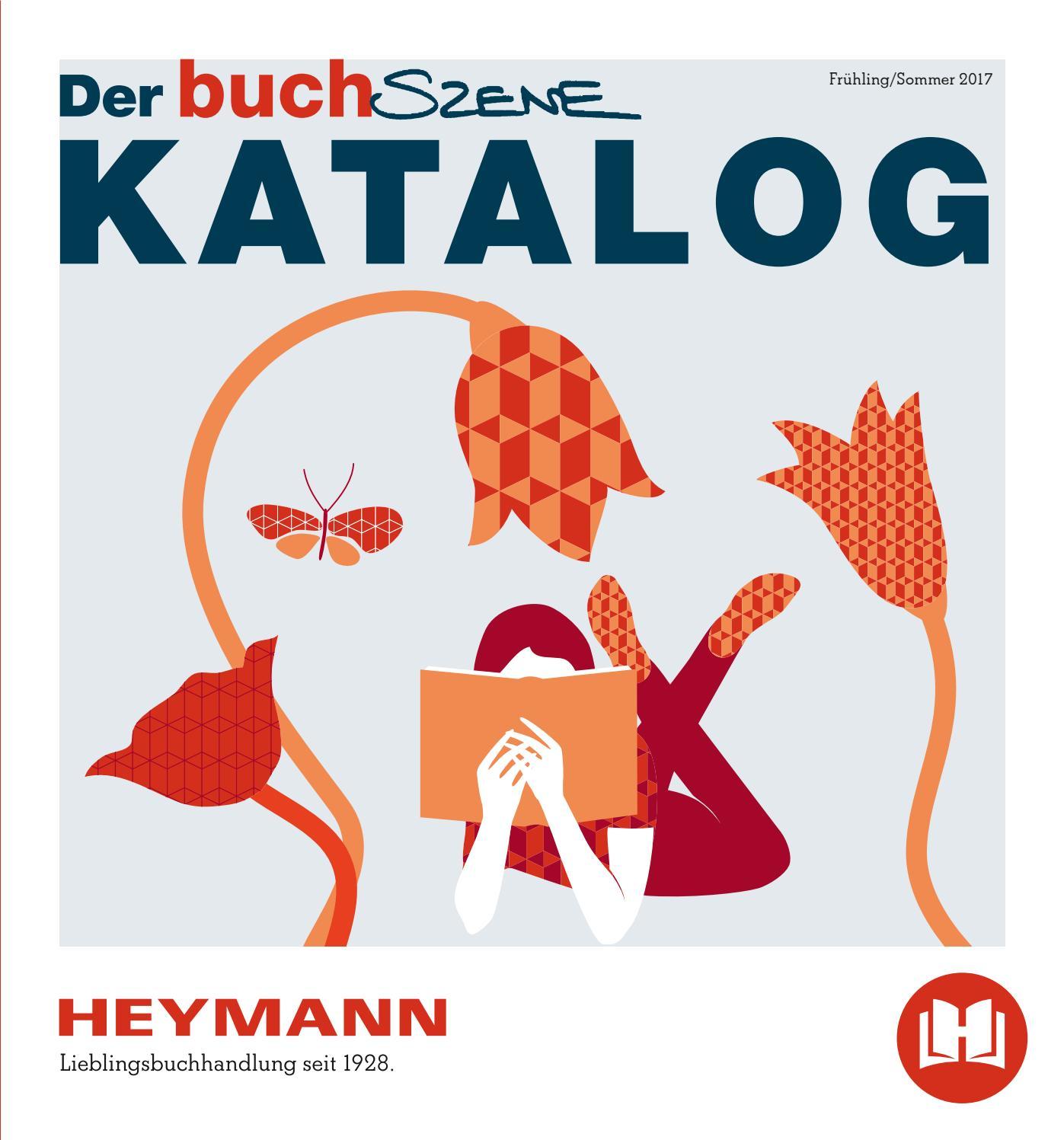 Buchhandlung Heymann buchSZENE Katalog Frühling Sommer by