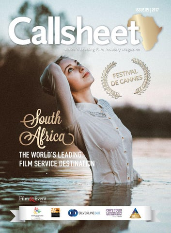 The callsheet issue 5 by film event media issuu page 1 fandeluxe Image collections