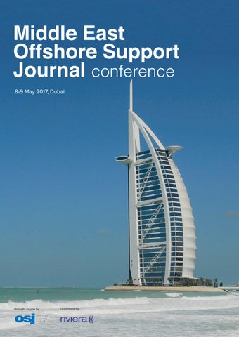 Middle East Offshore Support Journal Conference 2017 by