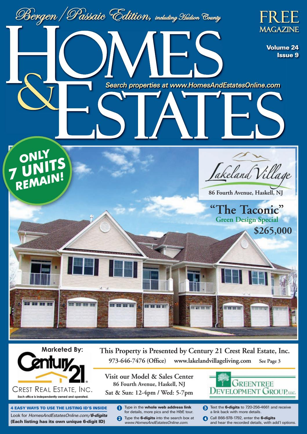 Homes And Estates Magazine by Homes And Estates - issuu