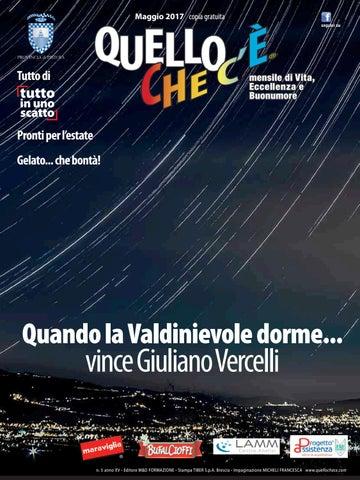 Quello che c è Maggio 2017 by quellochece.com - issuu 019f7cc5dc2d