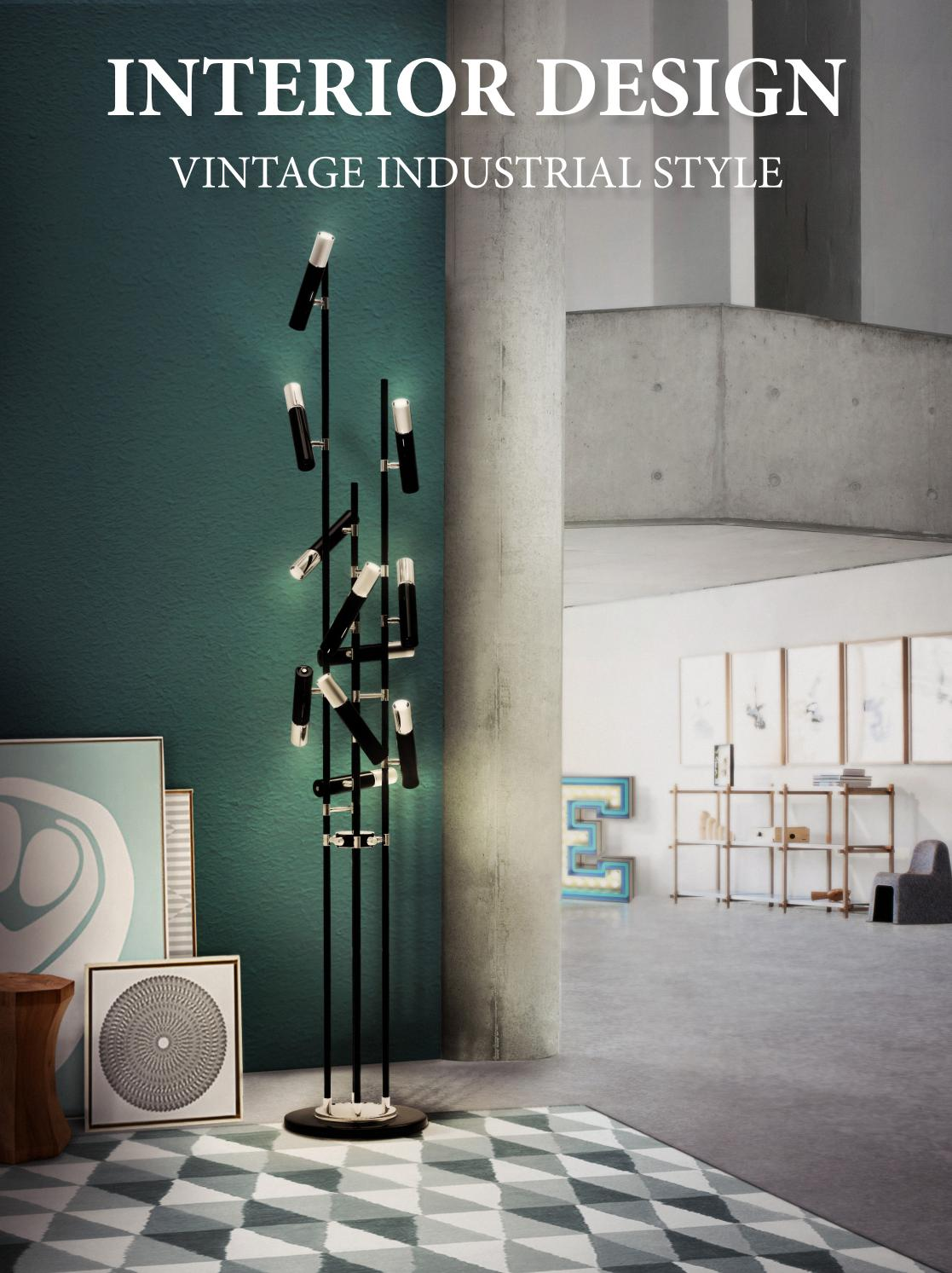 Interior design projects vintage style home living by covet house issuu