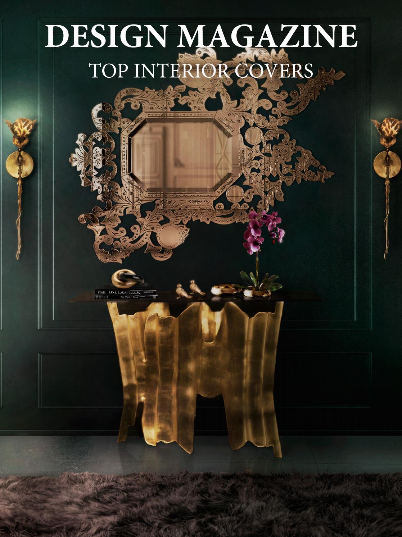Interior design magazines top interior decor covers home living