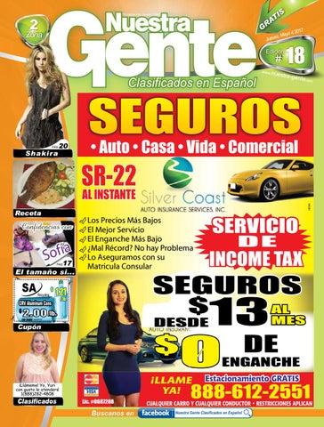 Nuestra Gente 2017 Edicion 18 Zona 2 by Nuestra Gente - issuu