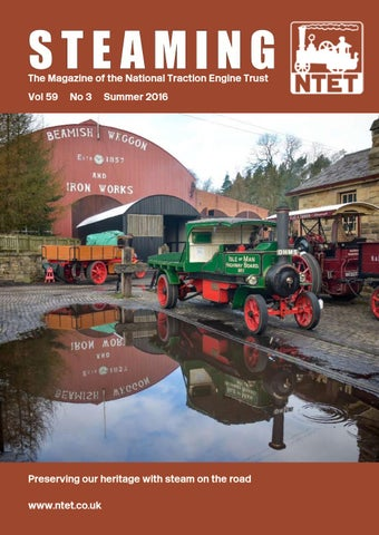 Steaming Summer 2016 by National Traction Engine Trust - issuu 7328a89f4e
