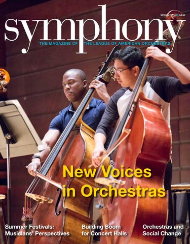 12cf1153563 Symphony Spring 2017 by League of American Orchestras - issuu