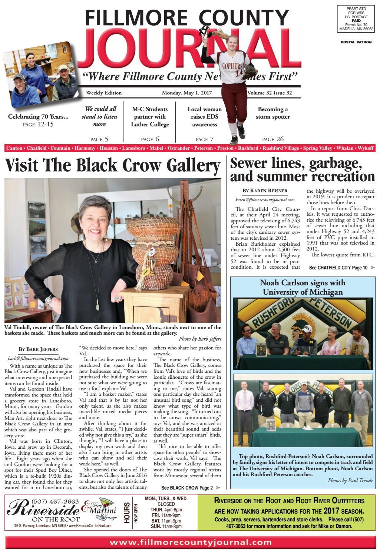 Fillmore county journal 5117 by jason sethre issuu fandeluxe Gallery