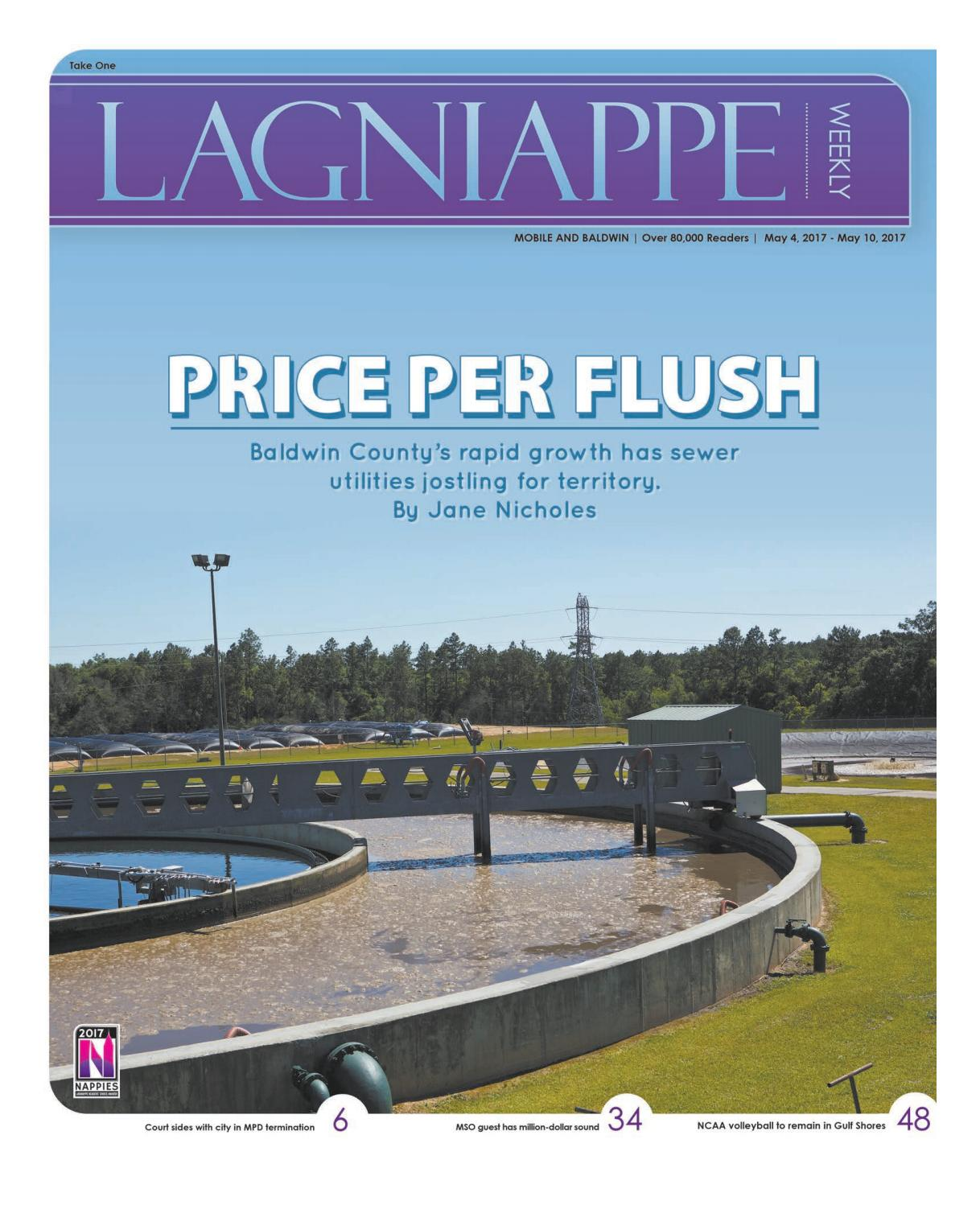 Lagniappe: May 4 - May 10, 2017 by Lagniappe - issuu