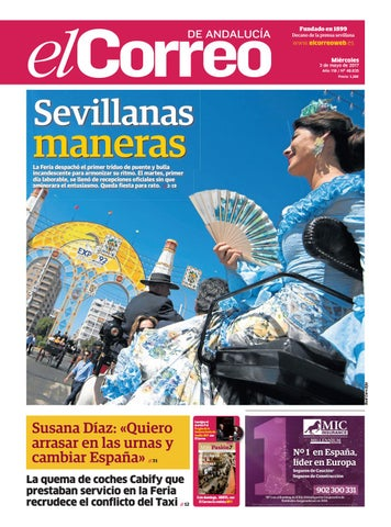 03 05 2017 El Correo de Andalucía by EL CORREO DE ANDALUCÍA S.L. - issuu 8e8cdf9347d