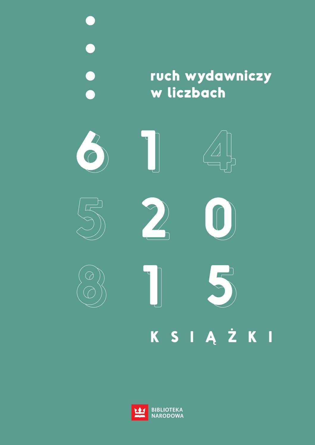 Ruch Wydawniczy W Liczbach 61 2015 Ksiazki By Szymon