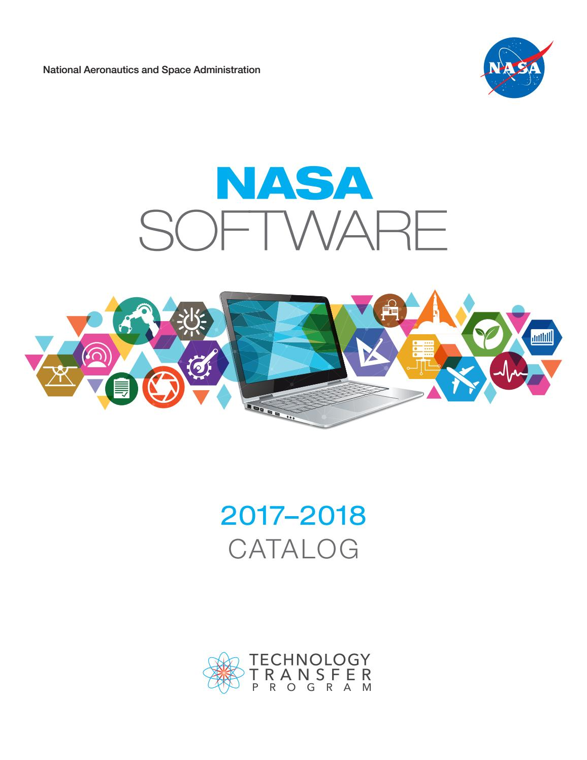 Nasa software catalog 2017 18 by Fernando Sirni - issuu