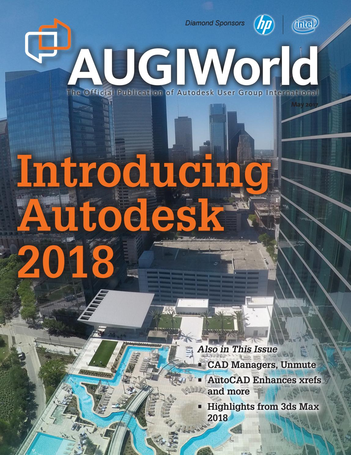Augiworld By Autodesk User Group International Inc Issuu Autocad Electrical Wiring Diagram Moreover Rj45 Jack
