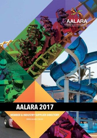 AALARA 2017 Supplier Guide by arkmedia4217 - issuu