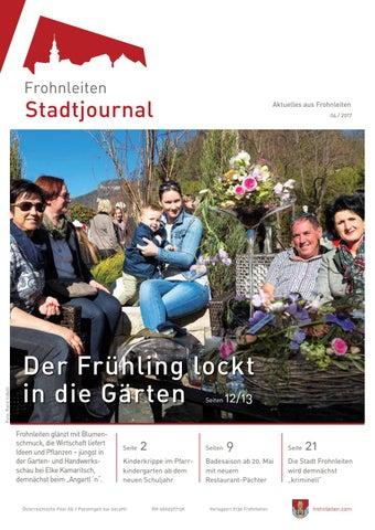 Stadtjournal Mrz 2019 by Gemeinde Frohnleiten - issuu