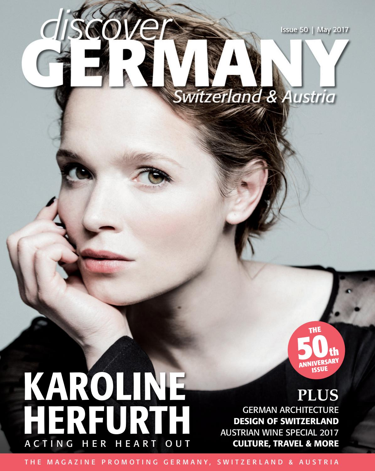 Anna Biella Movie discover germany, issue 50, may 2017scan group - issuu