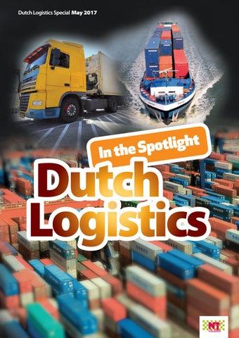 In The Spotlight Dutch Logistics 2017 by Promedia/NT