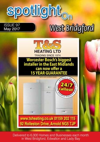Spotlight Magazine for West Bridgford 92d83f4ca9