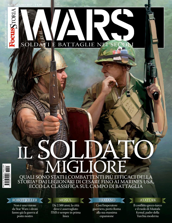 Focus storia wars n 25 giugno 2017 by abbonamenti g j m - Nostro padre versione moderna ...