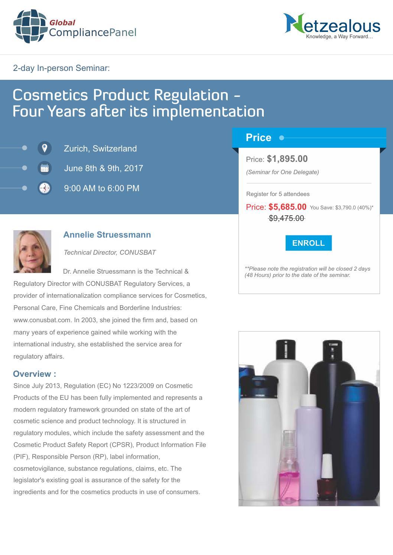 Cosmetics Regulation Consulting Group – COSMETICS ...