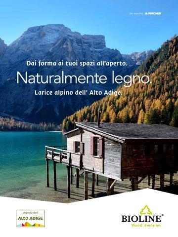 Pircher Casette Legno Catalogo.Catalogo Bioline 2017 Italia Web By Pircher Oberland Issuu