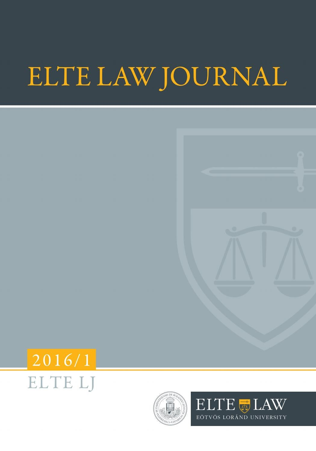 Elj 2016 1 full by ELTE