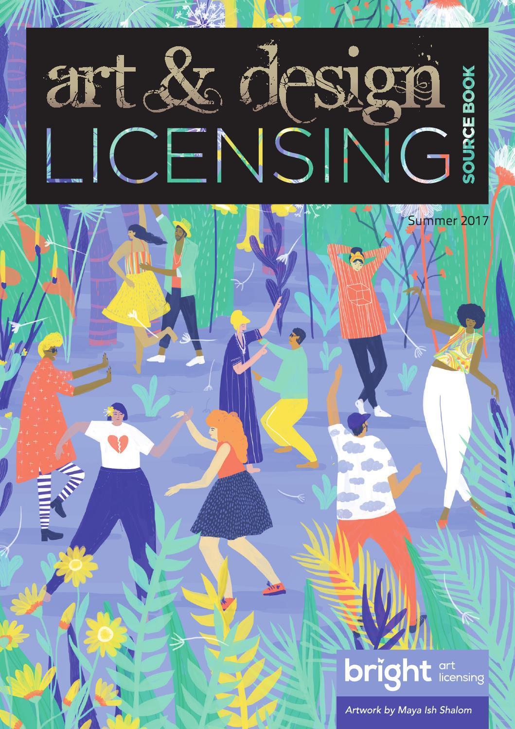 Art Design Licensing Source Book 2017 By Max Publishing Issuu